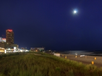 Atlantic City Midnight Moon