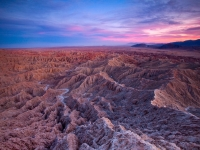 Font's Point, Anza Borrego State Park
