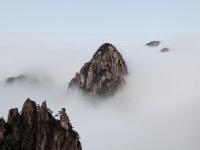 Floating Mountain Huangshan