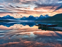 Sunrise Lake Mcdonald-2