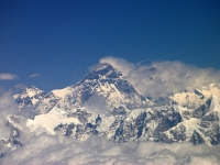 Mt.everest From Aircraft Window