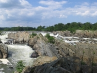 Great Falls Of The Patomac River