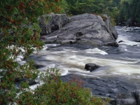 West Branch Of The Penobscot River, Maine