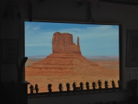 Window To Monument Valley