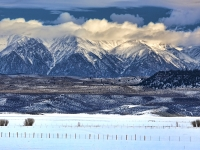 Winter In The Eastern Sierras