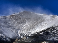 Winds In Rocky Mountain National Park