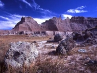 Medicine Root Trail - Badlands National Park