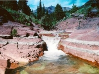 Red Rocks Canyon/waterton