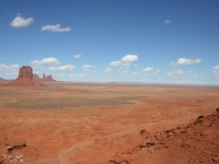 Artists Point - Monument Valley