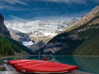 Mountain Canoes