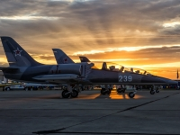 Sunrise At The Airshow