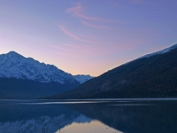 Before Sunrise - Eklutna Lake