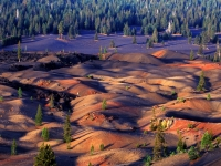 Painted Dunes, Lassen National Park