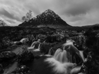 Waters Of Buachaille Etive Mor