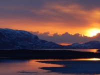 May Sunset In The Arctic 2