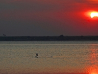 Partial Solar Eclipse - Tawas Point State Park