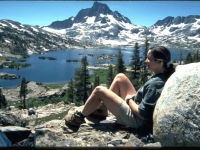 Beautiful 1000 Island Lake & Banner/ritter Mtns--backpacking The John Muir Trail