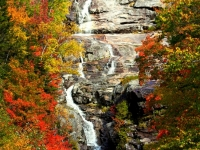 Crawford Notch Waterfall