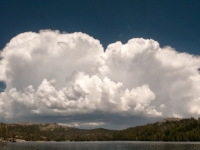 Lake Alpine Thunderhead