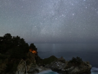 Camping Under The Stars - Mcway Falls