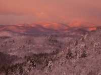 Winter Morning, Southern Appalachians