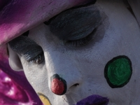 Mummer's Day Clown