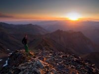 Fourteener Sunrise