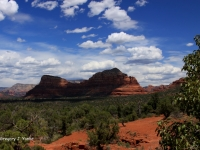 Courthouse Rock - Sedona