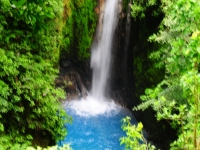 Blue Watefall