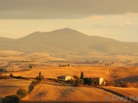 Val D'orcia Under The Tuscan Sun