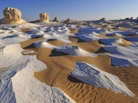 Packice In The White Desert