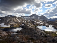 Bear Lakes Basin