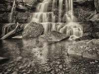 Falls On Kaaterskill Creek