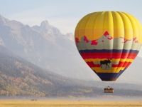 Grand Tetons Balloon Ride