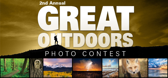 2nd Annual Great Outdoors Photo Contest