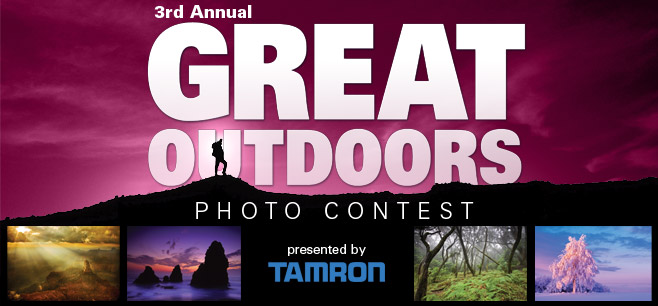 3rd Annual Great Outdoors Photo Contest