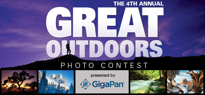 4th Annual Great Outdoors Photo Contest