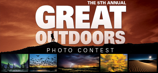 5th Annual Great Outdoors Photo Contest