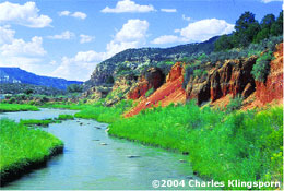 Chama River Canyon Wilderness, New Mexico