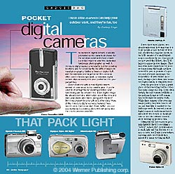 Gadget Bag: Pocket Digital Cameras
