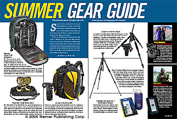summer gear guide