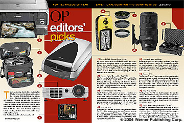 OP Editors' Picks 2004