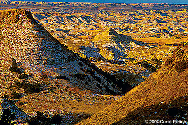 Terry Badlands, Montana