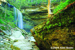 Clifty Falls State Park Indiana