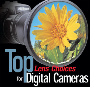 Top Lens Choices For Digital Cameras