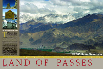 Land Of Passes