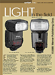 Gadget Bag: Light In The Field