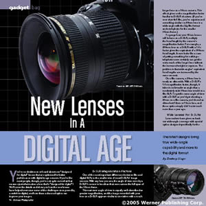 Gadget Bag: New Lenses In A Digital Age