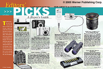 Editors' Picks A Buyer's Guide