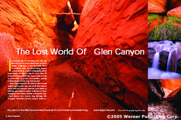 The Lost World Of Glen Canyon